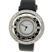 Bulgari Astrale Cerchi Diamond 18K White Gold