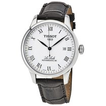 Tissot T-Classic Le Locle Powermatic80 T0064071603300 Men'...