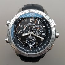 Hamilton Khaki Aviation X-Wind Chrono Quartz GMT