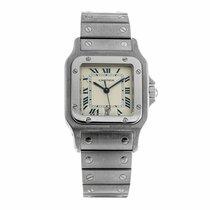 Cartier Santos de Cartier 29mm Quartz Watch 987901 (Pre-Owned)