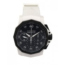 Corum Admirals Cup Challenger 44 Chrono Rubber Limited Edition