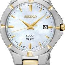 Seiko Solar SUT294P1 Elegante Damenuhr Sehr Elegant