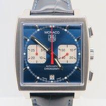 TAG Heuer Monaco Steve Mcqueen Chronograph