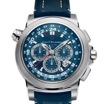 Carl F. Bucherer Patravi TravelTec