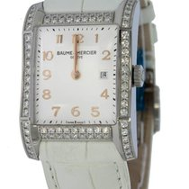 Baume & Mercier HAMPTON 40X27,1 MM WOMEN QUARZO