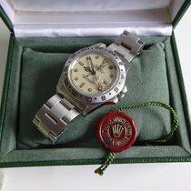 Rolex Explorer II von 1984 So Called Creme Rial Dial