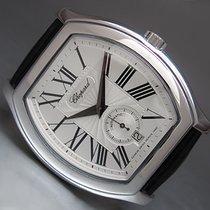 Chopard L.U.C. Tonneau Uhr in 750/18K Weißgold UVP 20.330,-...