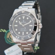 Rolex Oyster Perpetual Submariner No Date NEW