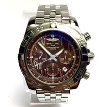 Breitling 1884 Chronometer Steel Automatic Men's Watch In Box