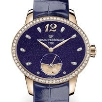 Girard Perregaux CAT'S EYE DAY AND NIGHT Pink Gold Dial...