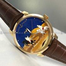 Ulysse Nardin - Classico Enamel 8156-111-2 Blue Dial RG