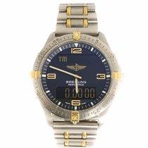 Breitling Aerospace Titanium Quartz Watch F56062 (Pre-Owned)