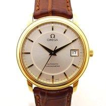 Omega de ville prestige chronometer oro 18 kt automatic uomo...