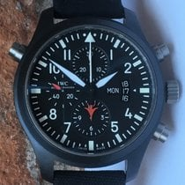 IWC Pilot´s Watch DoppelChronograph Edition Top Gun