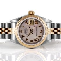 Rolex Datejust Lady YG/SS Mother of Pearl 69173