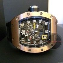 理查德•米勒 (Richard Mille) RM30 Rose Gold RG