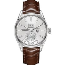 TAG Heuer Calibre 8 41mm  -Big Date - GMT - COSC - ref....