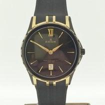 依度 (Edox) Women's Grand Ocean Ultra Slim Watch