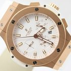 Hublot BIG BANG EVOLUTION 18K RG WHITE DIAL