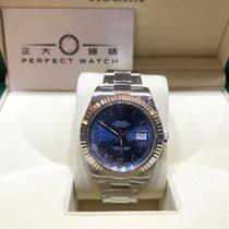 Rolex 116334BLRN Datejust II 41mm