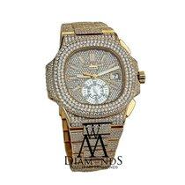 パテック・フィリップ (Patek Philippe) Diamonds  Nautilus 18k Gold...