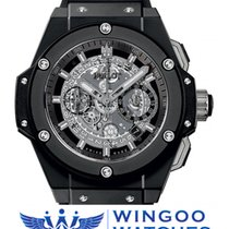 Hublot - King Power Unico Black Magic Ref. 701.CI.0170.RX