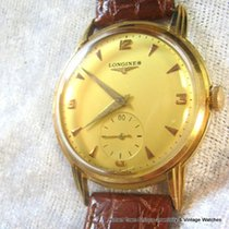 Longines PRICE REDUCTION 18ct 18k Gold Fine 36m Orig; Cond;