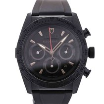 Tudor Fastrider Black Shield Automatic Chronograph 42 Red Gold...