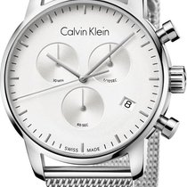 ck Calvin Klein City Chrono K2G27126 Herrenchronograph Swiss Made