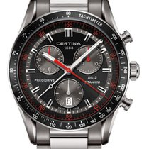 Certina DS 2 Chrono 1/100 Sec Titan C024.447.44.051.00