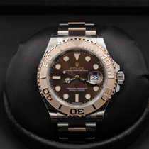 Rolex Yacht-master 116621 Stainless Steel / Rose Gold