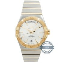 Omega Constellation Day-Date 123.20.38.22.02.002
