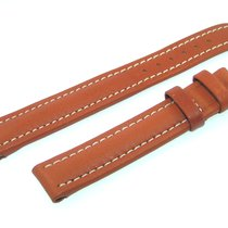 Breitling Band 15mm Brown Marron Calf Strap Ib15-10