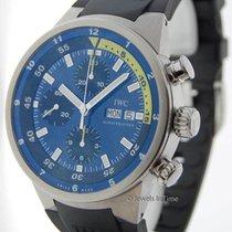 IWC Mens Aquatimer Tribute to Calypso Chronograph MINT 3782