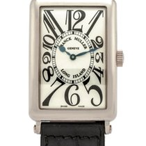 Φράνκ Μιούλερ (Franck Muller) Long Island White Gold