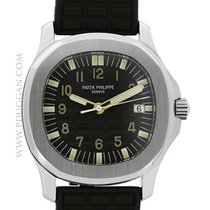 Patek Philippe stainless steel mid-size Aquanaut