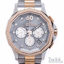 Corum Admiral's Cup AC-One Chronograph Watch Rose Gold...