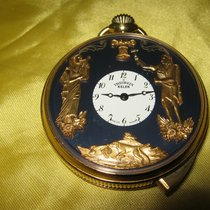Theorein pocket watch Ripetition Hours and 5 Minutes gold...