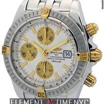 브라이틀링 (Breitling) Chronomat Evolution Windrider 2Tone 44mm...