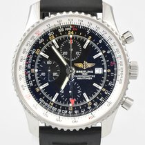 Breitling Navitimer World GMT 46mm A24322 TOP ZUSTAND