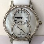 Jaquet-Droz Grande Seconde Circled 39mm White Gold Ladies MOP...