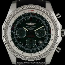 Breitling S/S Green Dial Special Edition Bentley Motors Chrono...