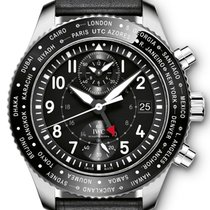 IWC Pilot´s Watch Timezoner Chronograph IW395001
