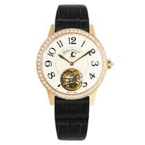 Jaeger-LeCoultre Rendez-Vous Tourbillon Night & Day - Pink...