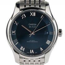 Omega De Ville Co-Axial Master Chronometer Stahl Automatik...
