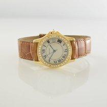 Cartier Cougar Factory Diamond set