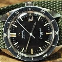 Omega Seamaster 120 Vintage Military