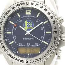 ブライトリング (Breitling) Polished Breitling Team 60 Pluton Serie...