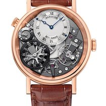 Breguet Brequet Tradition 7067 18K Rose Gold Men's Watch