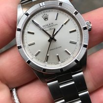 Rolex Air king precision 34 mm zaffiro Oyster full set like new